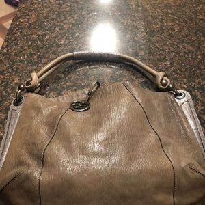 BCBG shoulder purse